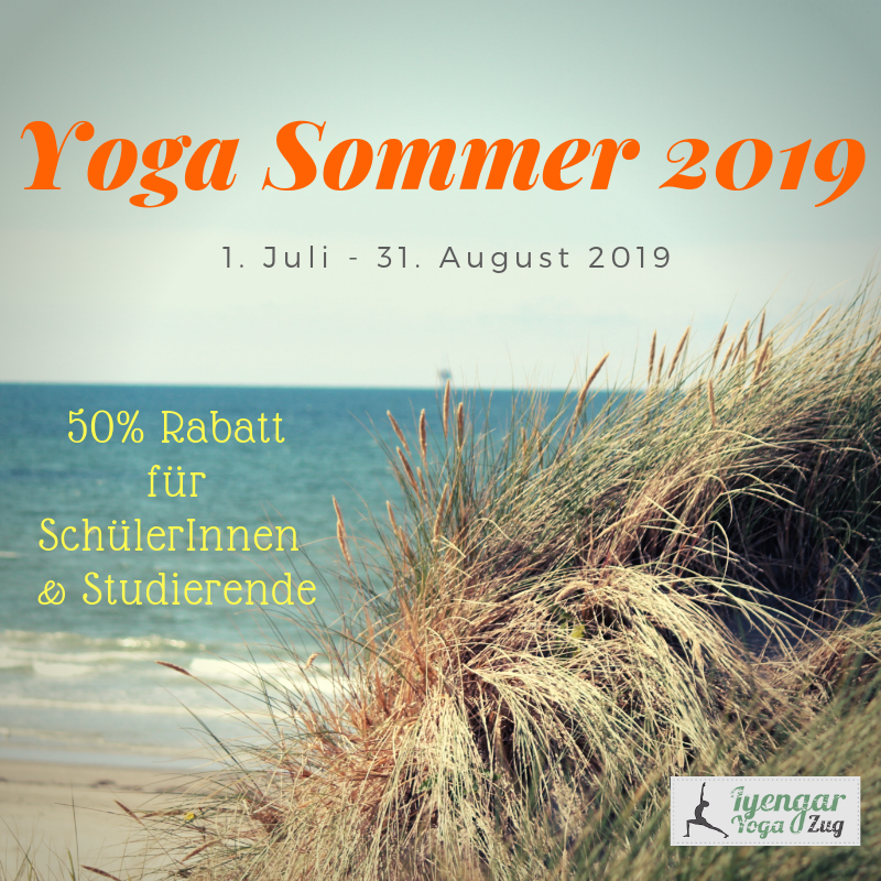 Yoga Sommer 2019